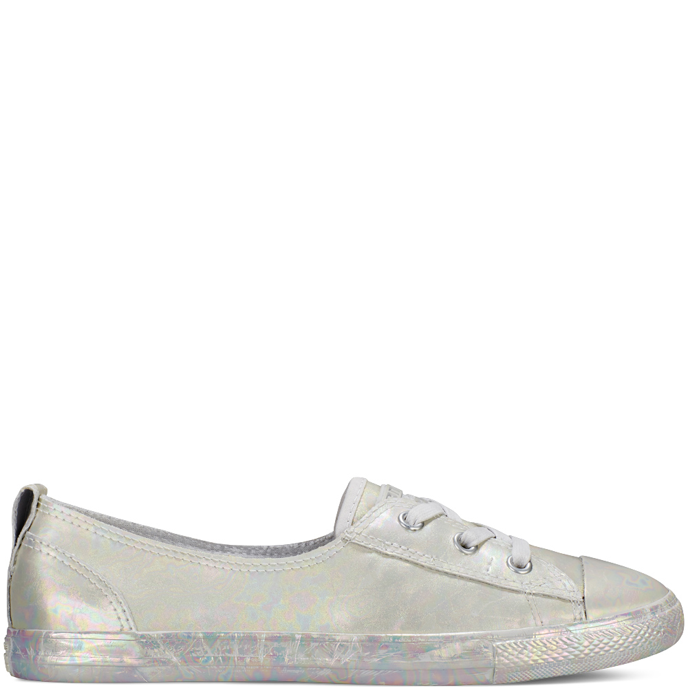 Converse Chuck Taylor All Star Rubber Ballet Slip On Női Cipő Barna (551606C)