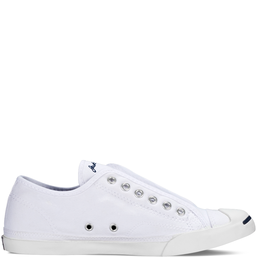 Converse Jack Purcell Profile Slip On Női Cipő Krém (146430C)