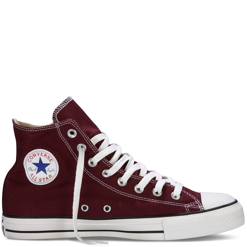 Magasszárú Converse Chuck Taylor All Star Fresh Női Cipő Bordeaux (139784F)