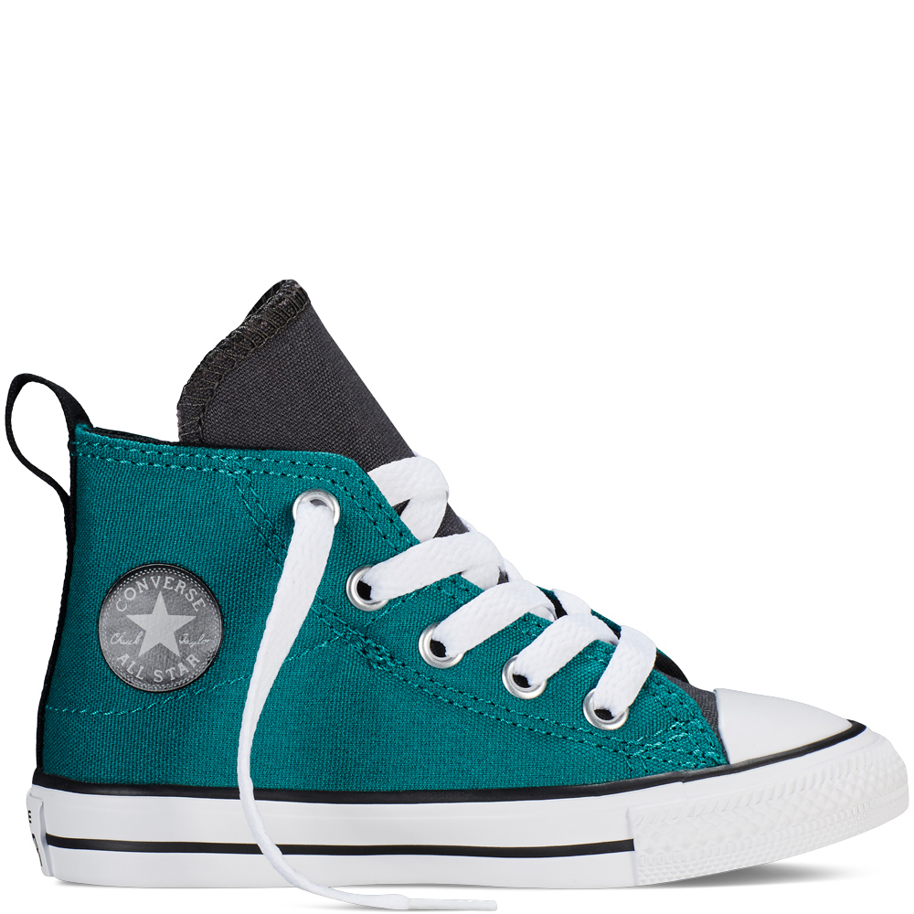 Magasszárú Converse Chuck Taylor All Star Simple Step Gyerek Cipő Türkiz (751761F)